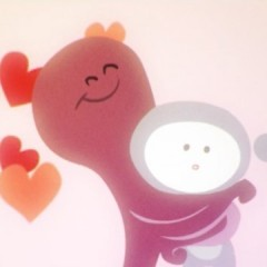 "Huggtopus in ""So much Love"""