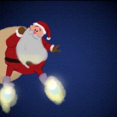 Santa Boots!
