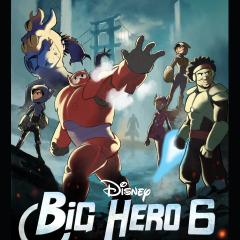 Big Hero Avengers